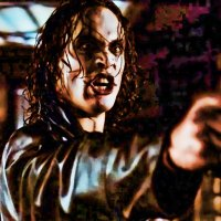 RETRO movie review - THE CROW (1994)