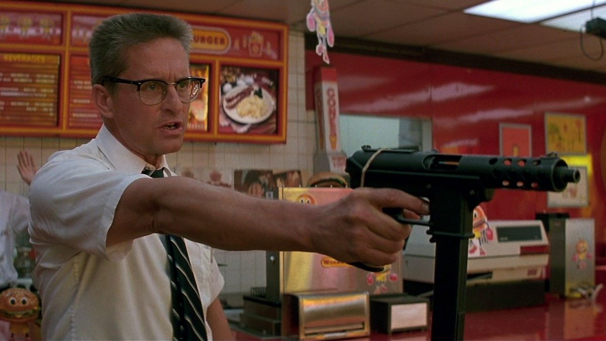 old school review: FALLING DOWN (1993)