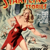 Pulptastic! - Sci-Fi Pulps 8