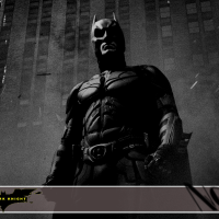 NOIR 2.0 - THE DARK KNIGHT Black & White - Part 1