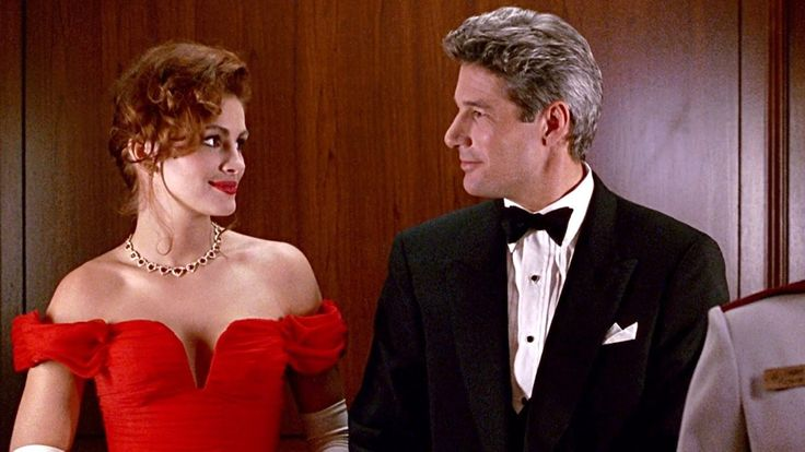 """Pretty Woman,"" the Julia Roberts-Richard Gere romantic comedy, was released March 23, 1990."