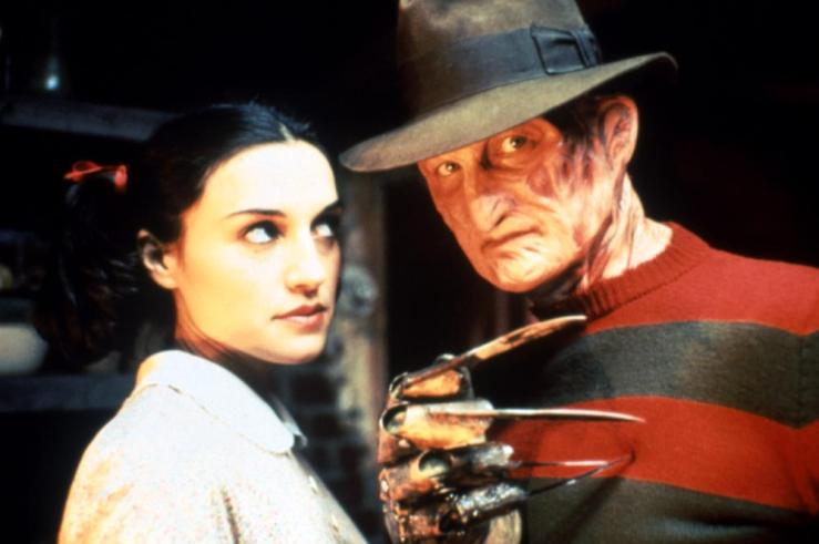 FREDDY'S DEAD: THE FINAL NIGHTMARE, (aka NIGHTMARE ON ELM STREET PART VI), Lisa Zane, Robert Englund, 1991, (c)New Line Cinema