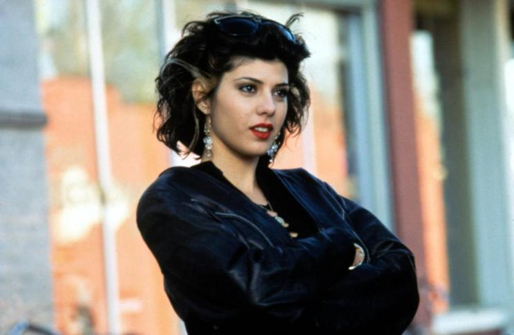 MY COUSIN VINNY, Marisa Tomei, 1992, TM and Copyright (c) 20th Century Fox Film Corp. All rights reserved.