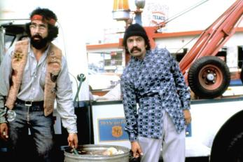 CHEECH & CHONG'S NEXT MOVIE, Tommy Chong, Cheech Marin, 1980