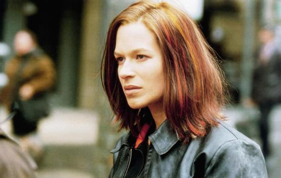 THE BOURNE IDENTITY, Franka Potente, 2002, © Universal