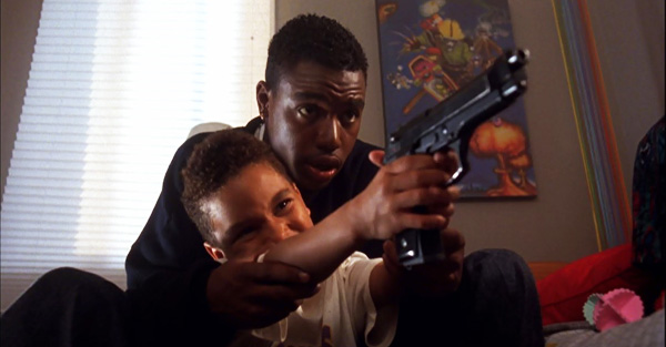 menace-ii-society-movie-review-caine-teaches-kid-boy-about-guns-tyrin-turner-review