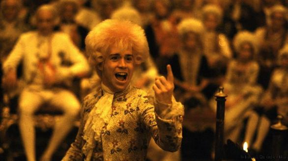 No Merchandising. Editorial Use Only. No Book Cover Usage Mandatory Credit: Photo by Courtesy Everett Collection/REX (2067097a) AMADEUS, Tom Hulce, 1984 AMADEUS, Tom Hulce, 1984