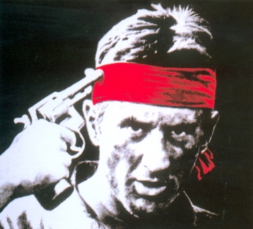 No Merchandising. Editorial Use Only. No Book Cover Usage. Mandatory Credit: Photo by Moviestore Collection/REX (1654083a) The Deer Hunter, Robert De Niro Film and Television