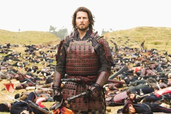 TOM CRUISE stars in Warner Bros. Pictures' epic drama The Last Samurai. PHOTOGRAPHS TO BE USED SOLELY FOR ADVERTISING, PROMOTION, PUBLICITY OR REVIEWS OF THIS SPECIFIC MOTION PICTURE AND TO REMAIN THE PROPERTY OF THE STUDIO. NOT FOR SALE OR REDISTRIBUTION