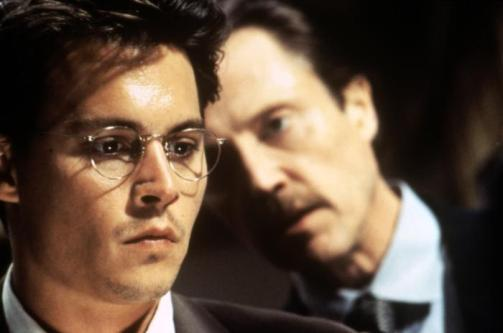 NICK OF TIME, Johnny Depp, Christopher Walken, 1995, (c)Paramount