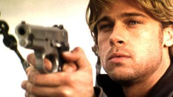 THE DEVIL'S OWN, Brad Pitt, 1997