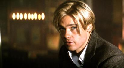 SEVEN YEARS IN TIBET, Brad Pitt, 1997