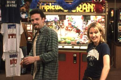 CHASING AMY, Ben Affleck, Joey Lauren Adams, 1997
