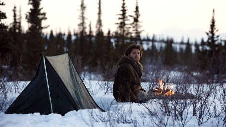 INTO THE WILD, Emile Hirsch, 2007. ©Paramount/courtesy Everett Collection