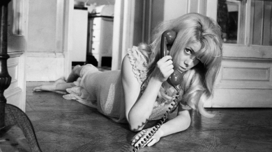 REPULSION 1965 DIRECTED BY ROMAN POLANSKI Catherine Deneuve