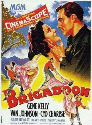 Brigadoon_(french_poster)