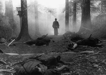 Forest_Seven-Samurai_1954