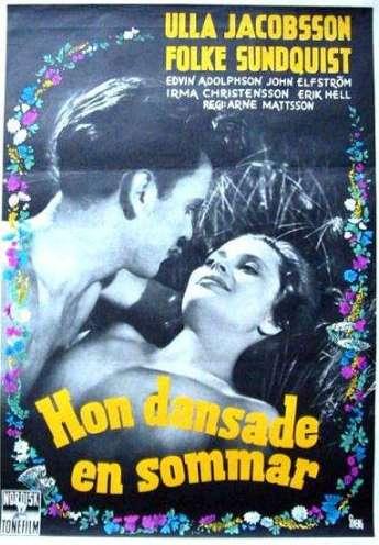 Hon_dansade_en_sommar_poster