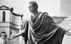 Julius Caesar (1953) Directed by Joseph L. Mankiewicz Shown: Marlon Brando