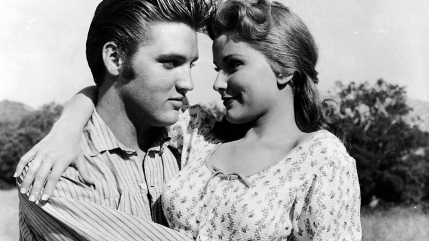 Love Me Tender Elvis Presley and Debra Paget © 20th Century Fox International TV