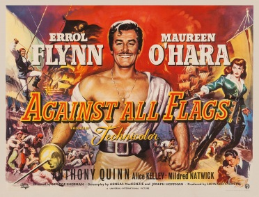 Poster - Against All Flags_15