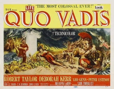 Poster - Quo Vadis (1951)_03
