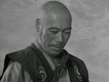 seven samurai Takashi Shimura