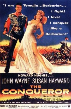 The_Conqueror_(1956)_film_poster