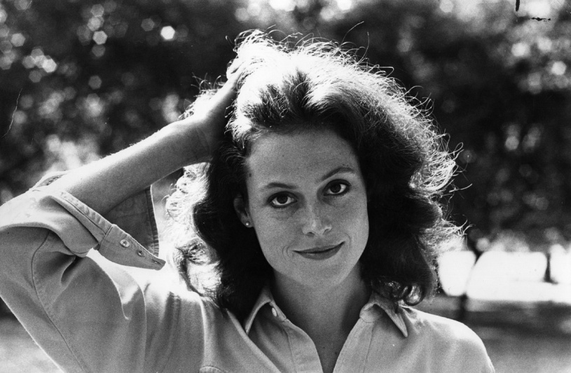 American actress Sigourney Weaver, circa 1979. (Photo by Nobby Clark/Getty Images)