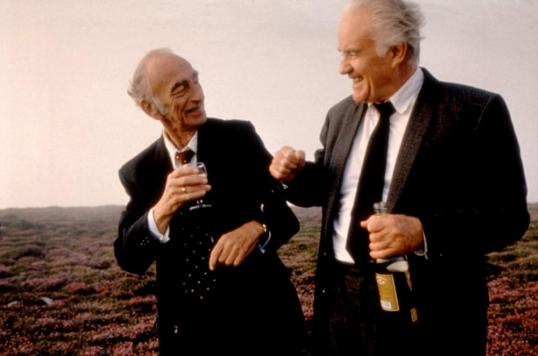 WAKING NED DEVINE, David Kelly, Ian Bannen, 1998, TM and Copyright (c)20th Century Fox Film Corp. All rights reserved.