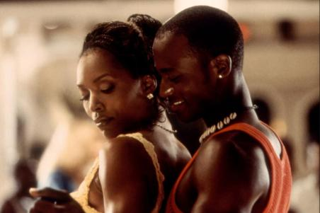 HOW STELLA GOT HER GROOVE BACK, Angela Bassett, Taye Diggs, 1998, TM and Copyright (c)20th Century Fox Film Corp. All rights reserved.