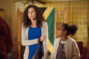 M152 Ð (Left to right.) Minnie Driver and INDIA JEAN JACQUES stars in Relativity MediaÕs BEYOND THE LIGHTS. Copyright © 2013 Blackbird Productions, LLC Photo Credit: Suzanne Tenner