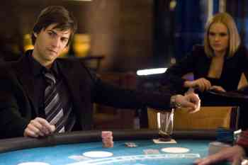 "Ben Campbell (Jim Sturgess, left) is recruited by Jill Taylor (Kate Bosworth, right) to join M.I.T.Õs blackjack team Ð a group of students that uses smarts and skills to take Vegas for millions Ð in Columbia PicturesÕ 21. Directed by Robert Luketic, the screenplay is by Peter Steinfeld and Allan Loeb, based upon the book ""Bringing Down the House"" by Ben Mezrich. The producers are Dana Brunetti, Kevin Spacey, and Michael De Luca. The film opens in theaters nationwide on March 28, 2008."