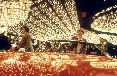 Fear and Loathing in Las Vegas / Fear and Loathing in Las Vegas USA 1998 Regie: Terry Gilliam Darsteller: Benicio Del Toro, Johnny Depp Rollen: Dr. Gonzo, Raoul Duke
