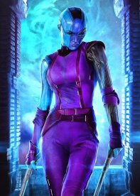 guardians_of_the_galaxy___nebula_poster__fine__by_cybergal2013-d8ayhlj
