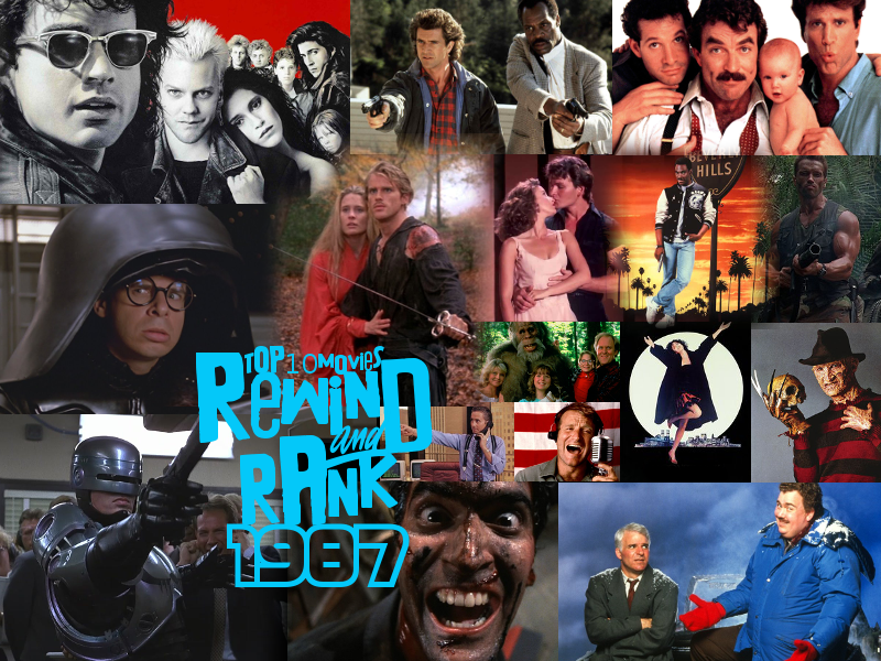 REWIND & RANK: TOP 10 Movies of 1987