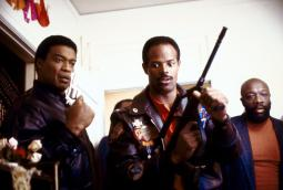 I'M GONNA GIT YOU SUCKA, Bernie Casey, Keenen Ivory Wayans, Isaac Hayes, 1988, (c) United Artists