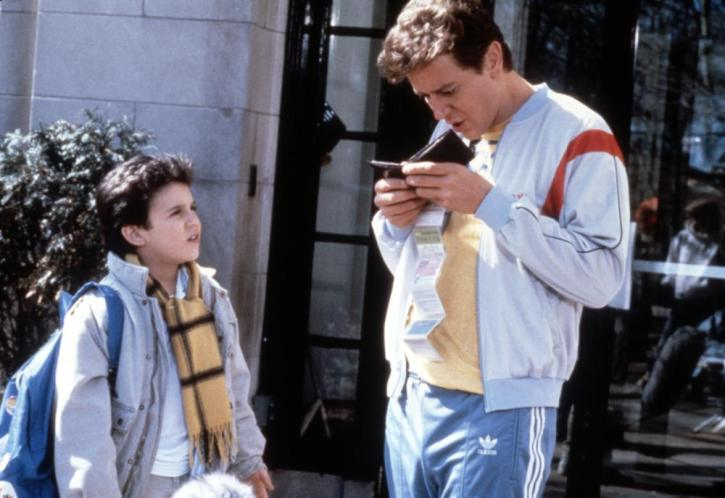 VICE VERSA, Fred Savage, Judge Reinhold, 1988. (c) Columbia Pictures.