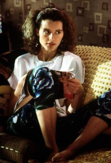 ACCIDENTAL TOURIST, Geena Davis, 1988