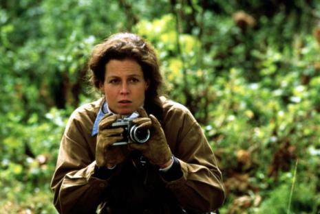 GORILLAS IN THE MIST, Sigourney Weaver, 1988, (c) Universal