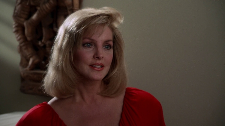 Priscilla Presley as Jane Spencer The Nake gun From the Files of Police Squad 1988