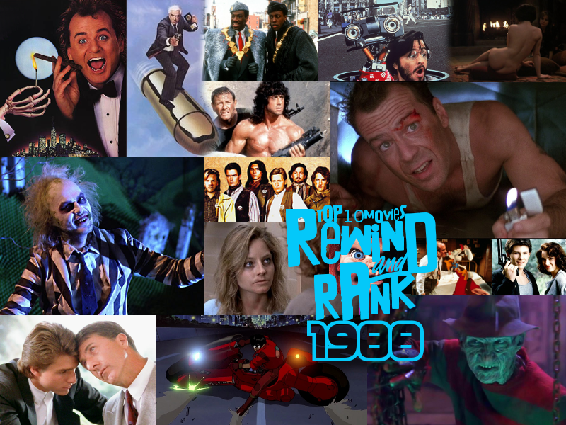 REWIND & RANK: TOP 10 Movies of 1988